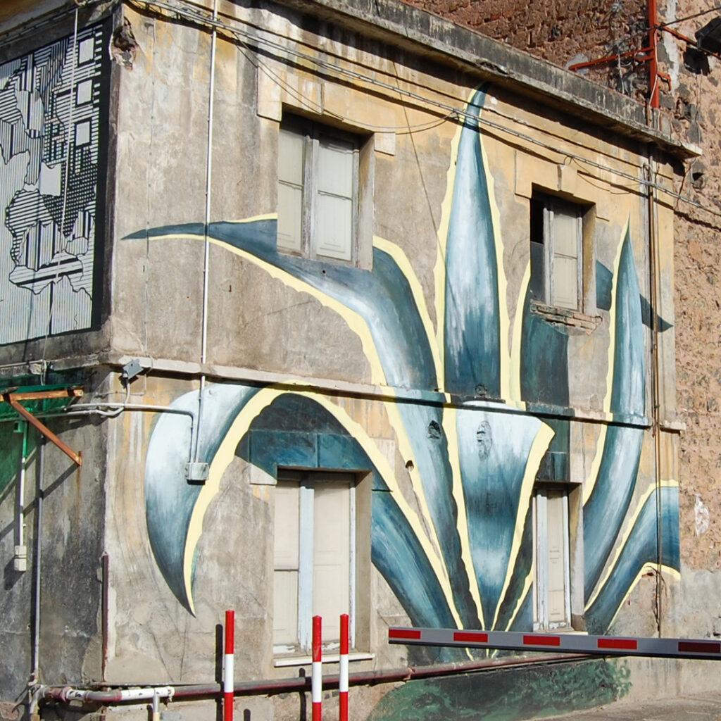 Opera Street art Catania Alice Valenti